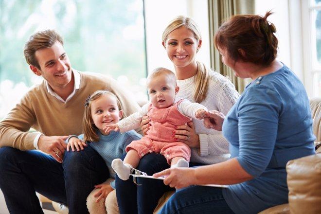 Los secretos del coaching familiar