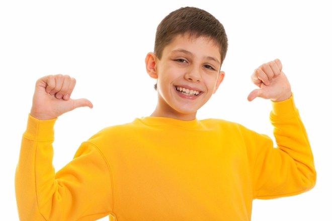 La autoestima de los adolescentes y de los niños
