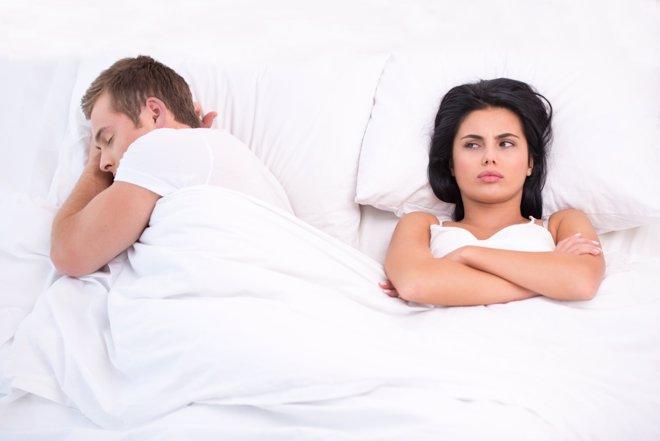 Irse a dormir enfadado afecta a la calidad del sueño