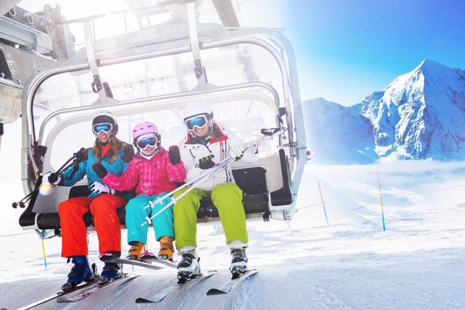 Actividades de nieve en familia en Grandvalira, Andora