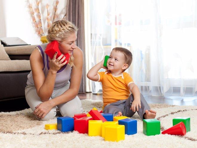Ideas para jugar con los niños