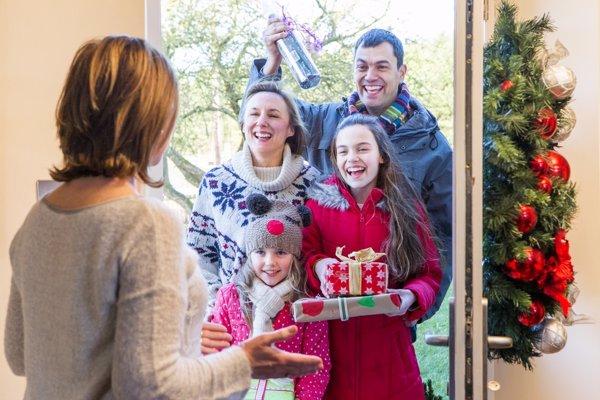 Navidad y amabilidad: humor