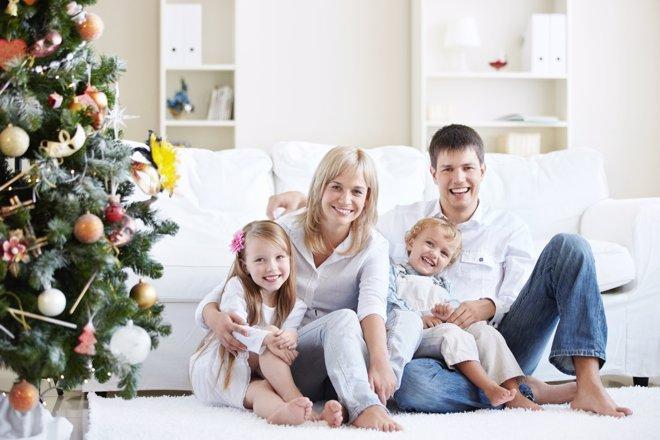 Ideas para ser faliz en Navidad con menos