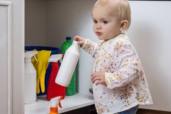 Los hogares monoparentales son más propensos a los accidentes infantiles