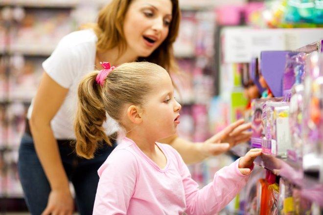 Qué debe aportar un juguete a un niño