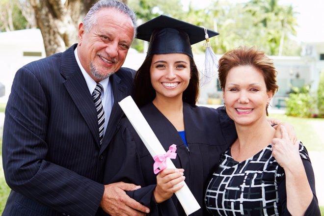 Qué tienen en común los padres de hijos exitosos