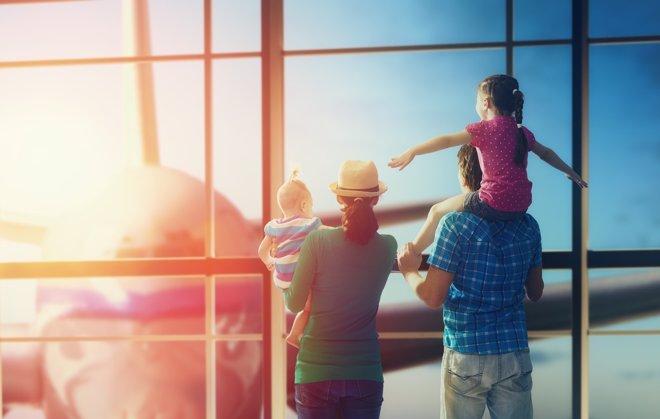 Los viajes en familia pueden fomentar el vínculo entre familiares