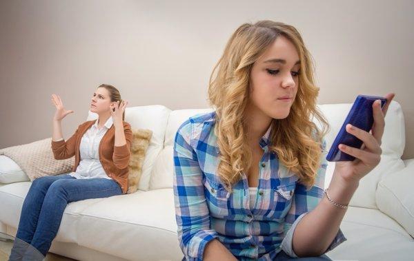 El smartphone y los jóvenes