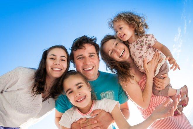 Las familias numerosas creen que deberían recibir un permiso especial