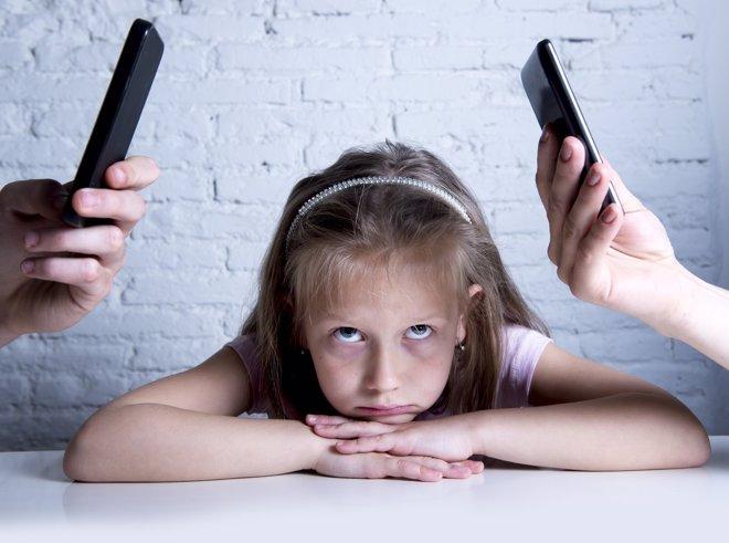 ¿Pasamos Más Tiempo Con Nuestros Smartphones Que Con Nuestros Hijos?