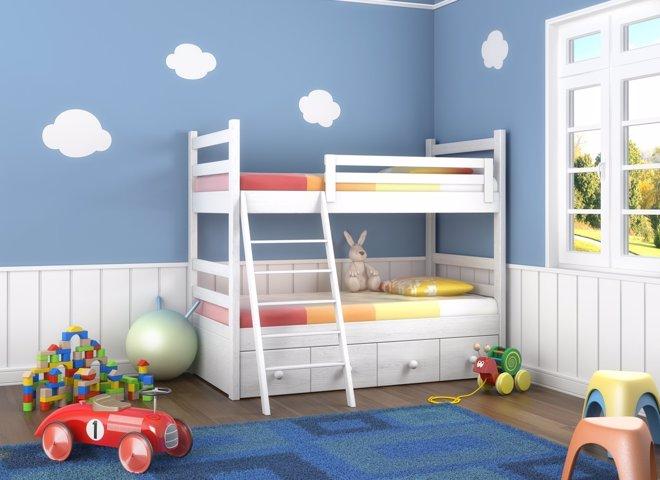 Decoración de la habitación infantil