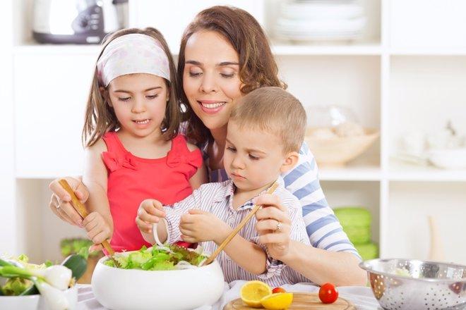 Mejor destacar el sabor de la comida que sus beneficios