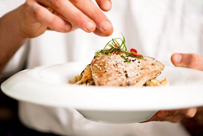 El pescado es un componente importante en la dieta de los niños