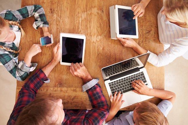 Plan Familiar de uso de nuevas tecnologías
