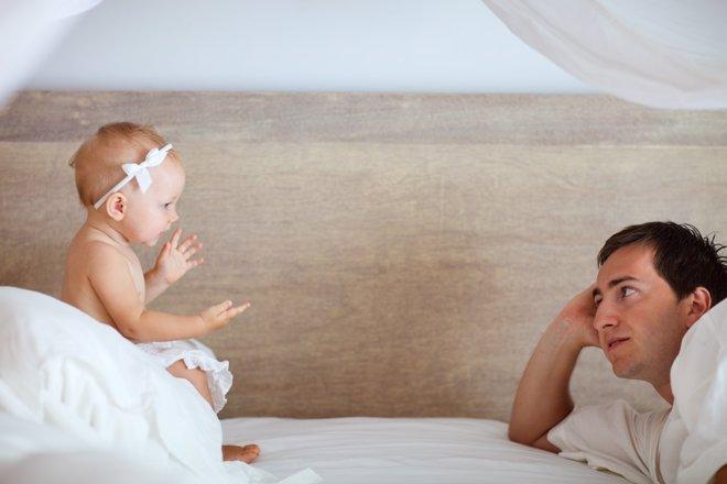 Ideas para hablar con los bebés