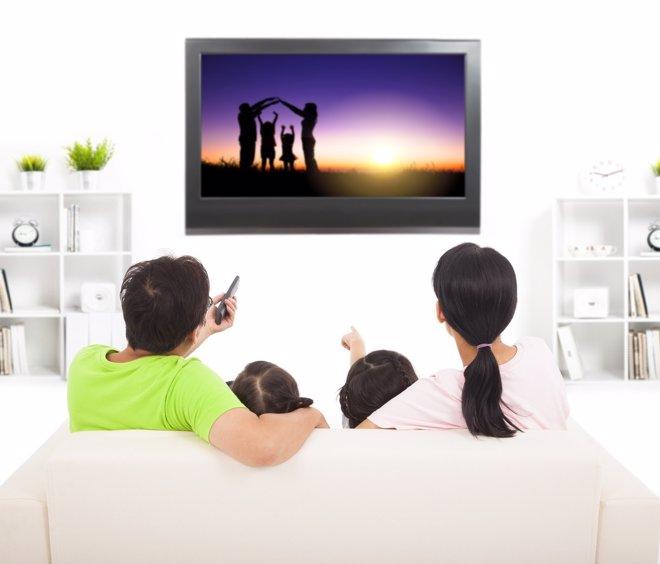 Cómo hacer e los niños, unos buenos usuarios de televisión
