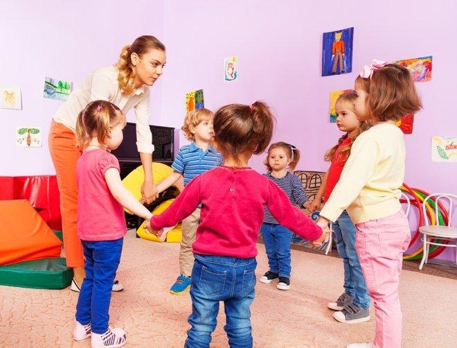 Las escuelas infantiles piden un mayor reconocimiento