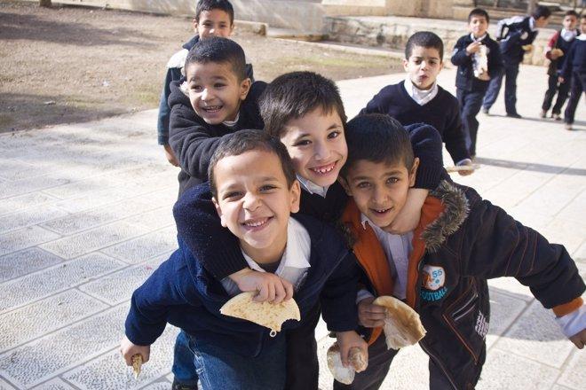 El patio escolar, un espacio educativo