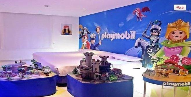 Destino para niños: el Hotel del Juguete