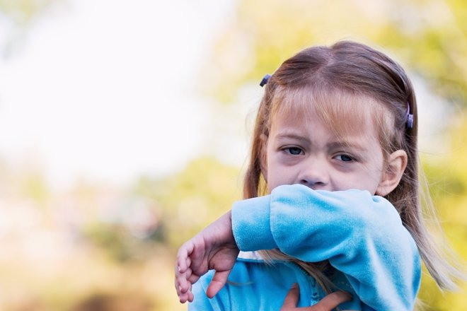 Cómo asegurar el bienestar de un niño con EPOC