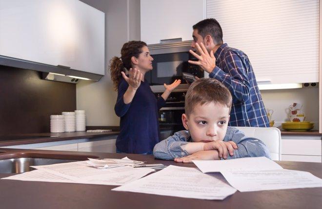 El bullying y la violencia en casa