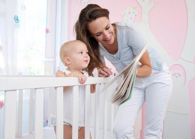 Beneficios de leer a los bebés