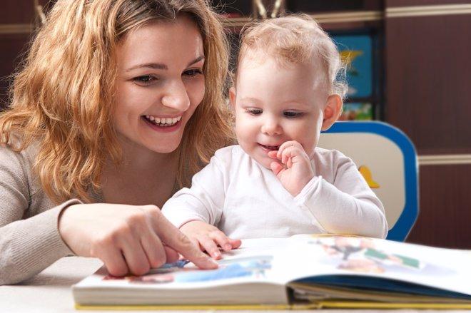 Buenos consejos para leer a tu bebé