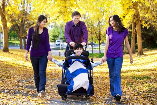 Las familias numerosas con hijos discapacitados piden más atención