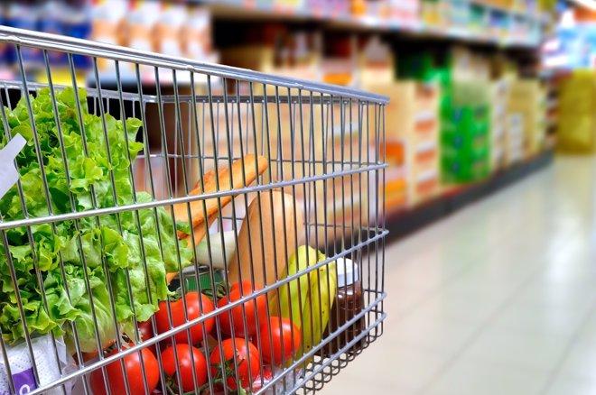 La cesta de la compra ha cambiado por el envejecimiento de la población