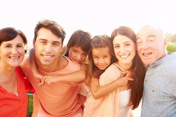 Respeto y educación en familia