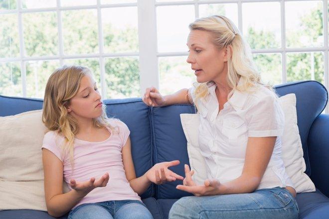 Explicar una situación de paro a los niños