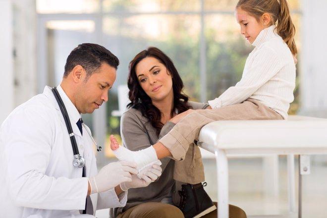 La enfermedad de Sever es una dolencia que afecta a la calidad de vida