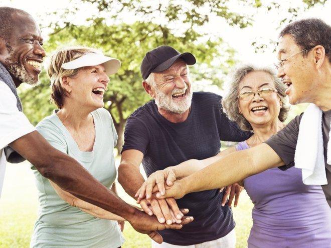 Las 'ciudades amigables' pretenden solucionar el problema del envejecimiento