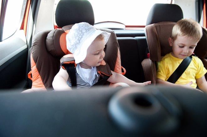 Evitar los mareos en el coche es posible si se previenen los síntomas