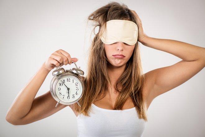 Pocos españoles se marchan a la cama a su debido tiempo