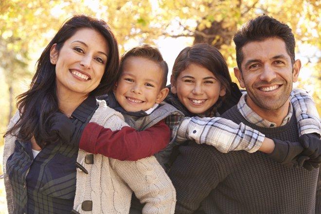 6 Modelos De Familia Distintos