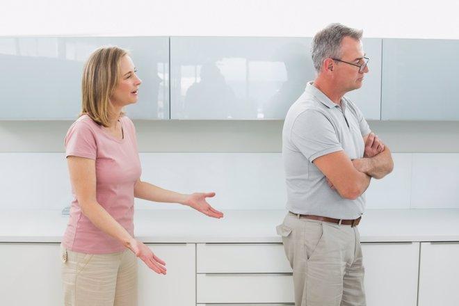 Crisis de pareja: lo que no hay que hacer