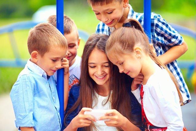 Cómo enseñar a los niños a proteger su intimidad