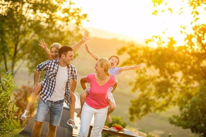 ¿Cómo Mejorar El Optitmismo En La Familia?