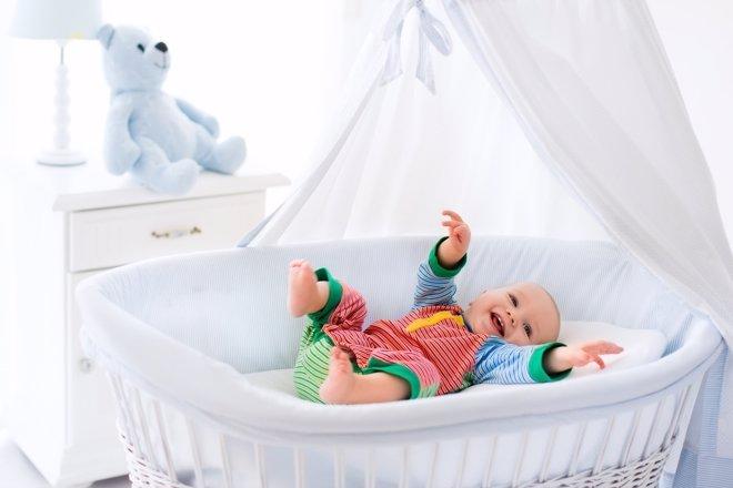 El cuarto del niño debe ser un lugar muy seguro para los más pequeños