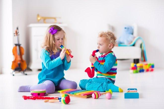 Juguetes para niños de 0 a 3 años