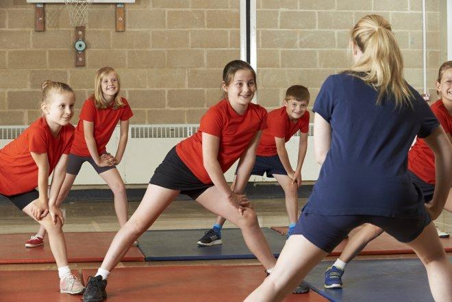 El Gobierno pretende aumentar las horas de Educación Física