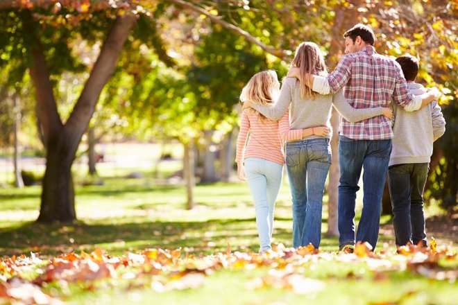 Vivir junto a una zona verde tiene importantes beneficios