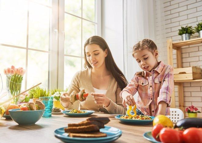 Aprender a nutrirse, una nueva forma de comer