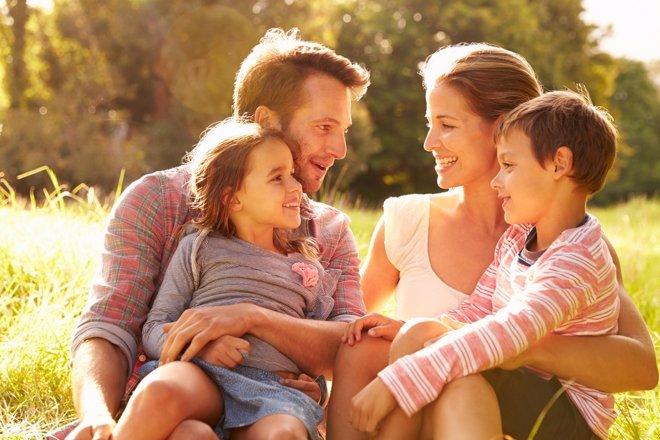 Las etapas del ciclo vital de la familia