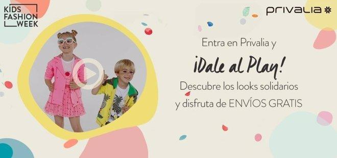 La primera Kids Fashion Week