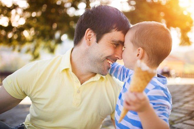 Pasar tiempo con los hijos los ayuda a desarrollarse