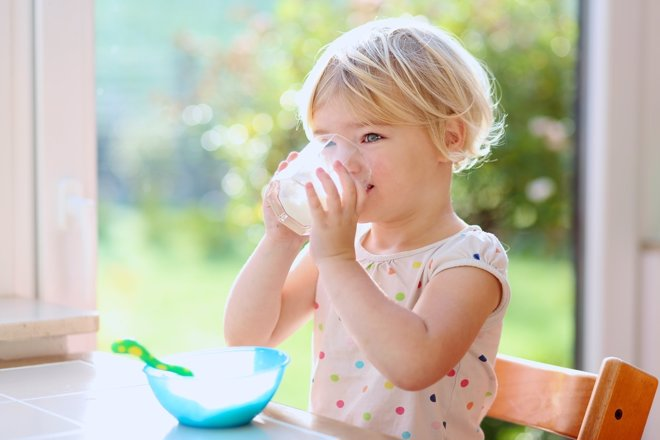 Inmunoterapia para alergia a la leche