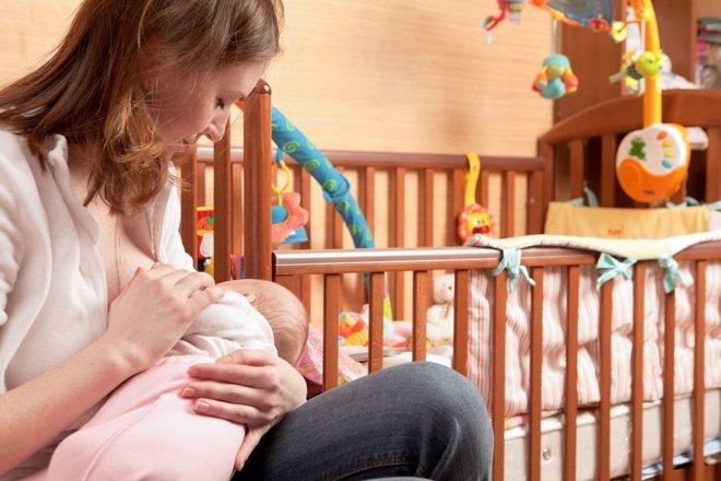 La flora intestinal de los niños se beneficia de la lactancia